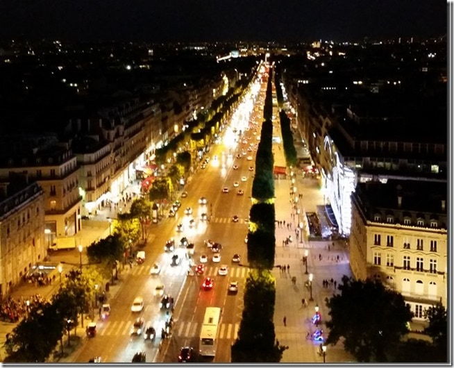 The Ultimate Tour - DownshiftingPRO - Champs Elysees