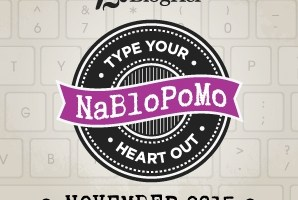 NaBloPoMo–National Blog Posting Month on BlogHer