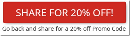 Natural Solution 20% Discount button