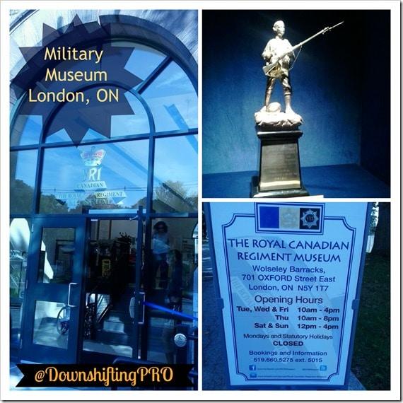 Wolseley Barracks Museum