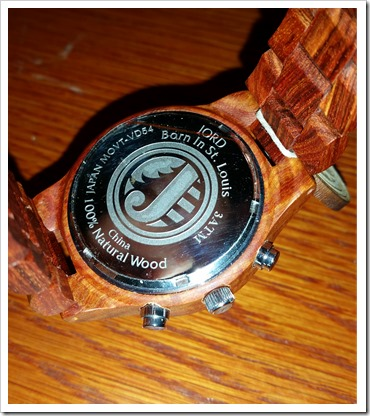 Jord Wood Watch Sidney_Seiko Movement_@DownshiftingPRO #review