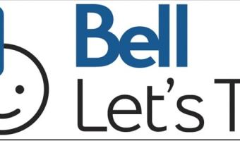 Mental Health is an important topic to discuss #BellLetsTalk