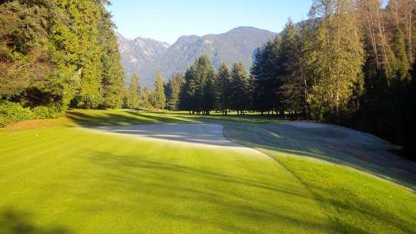 Capilano Golf Club west Vancouver