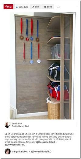 Sports Equipment Organization_ Sports Bags