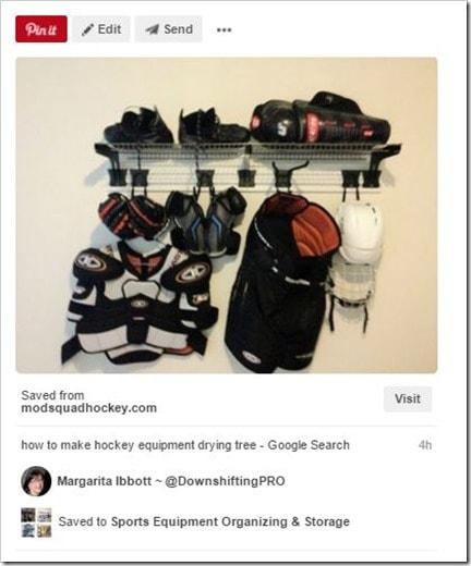 Sports Equipment Organization_hockey_simple storage