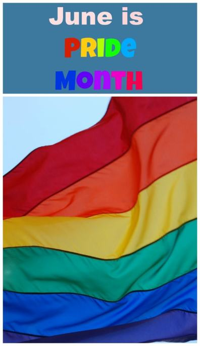 June is Pride Month @DownshiftingPRO