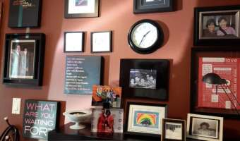 Office Makeover – Forget Me Not– Benjamin Moore – to the rescue! Part One
