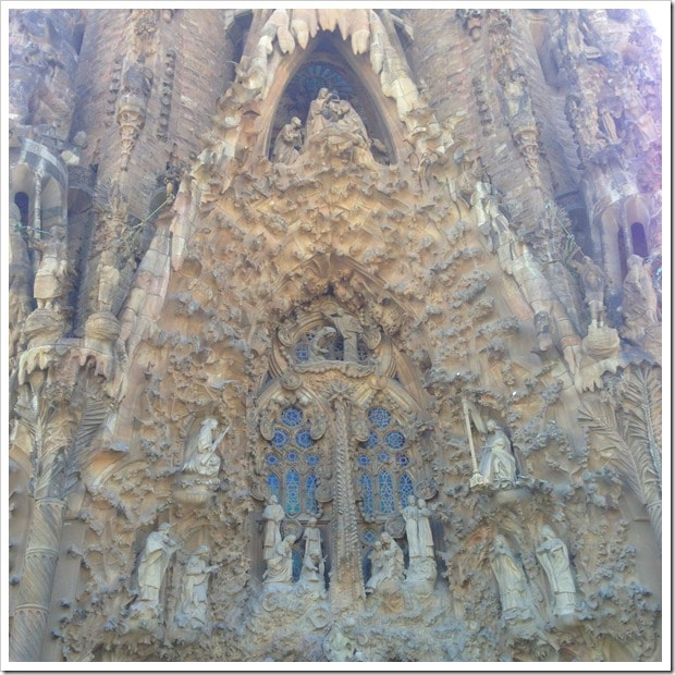 Sagrada Familia - DownshiftingPRO