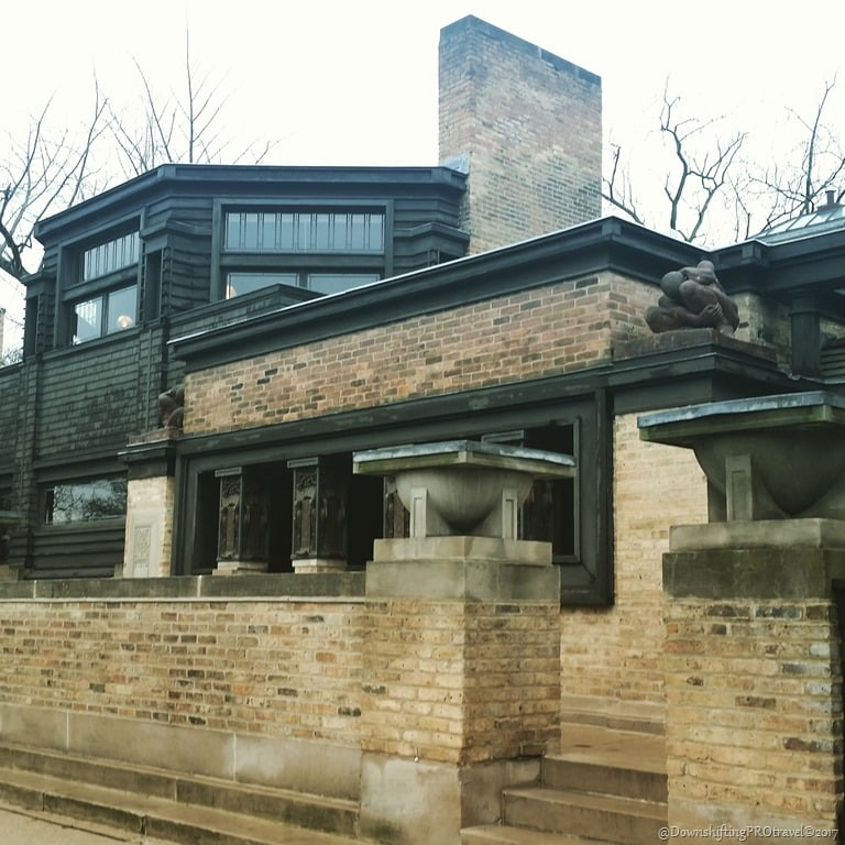 Photo Essay Of Frank Lloyd Wright Home Studio And Oak