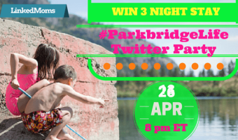 Save-The-Date – Another #ParkbridgeLife Twitter Party with Giveaway!