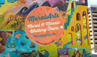 Photo Essay of MuralArts.org–Philly Mural and Mosaic Tours #VisitPhilly #sponsored
