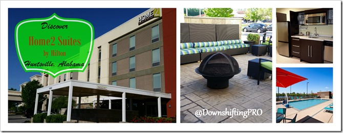 Home2 Suites by Hilton Hotel Review by @DownshiftingPRO