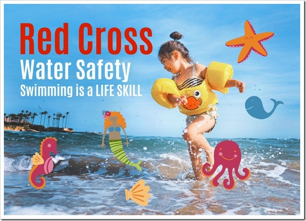 Red Cross Water Safety _ Swimming is a Life Skill