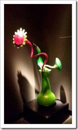Ikebana - The Chihuly Collection - St. Petersburg, Florida #FLgirlsgetaway