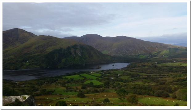 Beara Peninsula_Many Shades of Green of Ireland