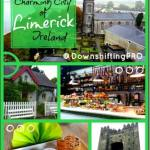 The Charming city of Limerick & Bunratty Castle, Ireland #ShannonHeritage #TBEXIreland