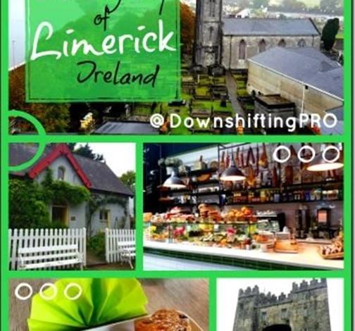 The Charming city of Limerick, Ireland #ShannonHeritage #TBEXIreland