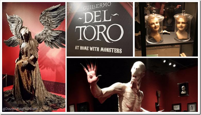 Guillermo del Toro at The AGO Toronto @DownshiftingPRO