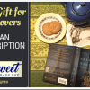 Sweet Reads Box– A Great Book and Treats makes this a great Gift! #SweetReadsBox #Giveaway (CDN ends Jan.31/18)