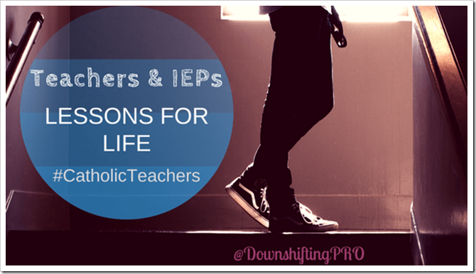 OECTA-Lessons for Life @DownshiftingPRO