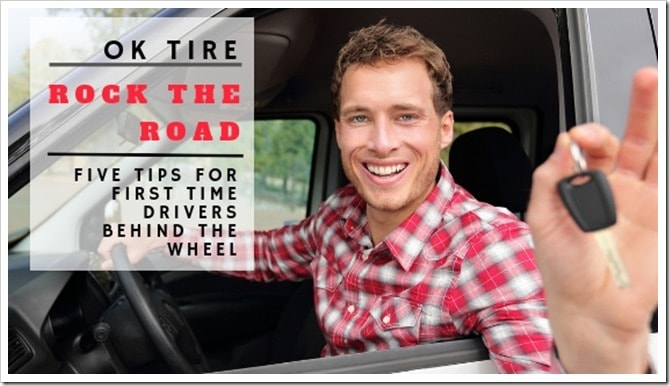 OK Tire - Frist Time Drivers behind the Wheel_ @DownshiftingPRO