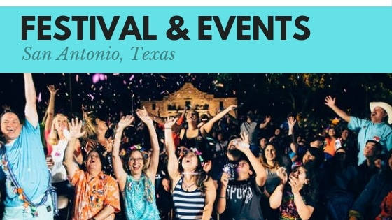 People Cheering in San Antonio - Festival and Events for 2019 in San Antonio Texas