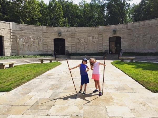 Lincoln Boyhood Memorial