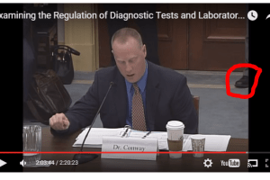 Will the FDA regulate Sequenom (and other cfDNA labs)?