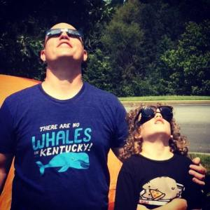 Eclipse Father & Son