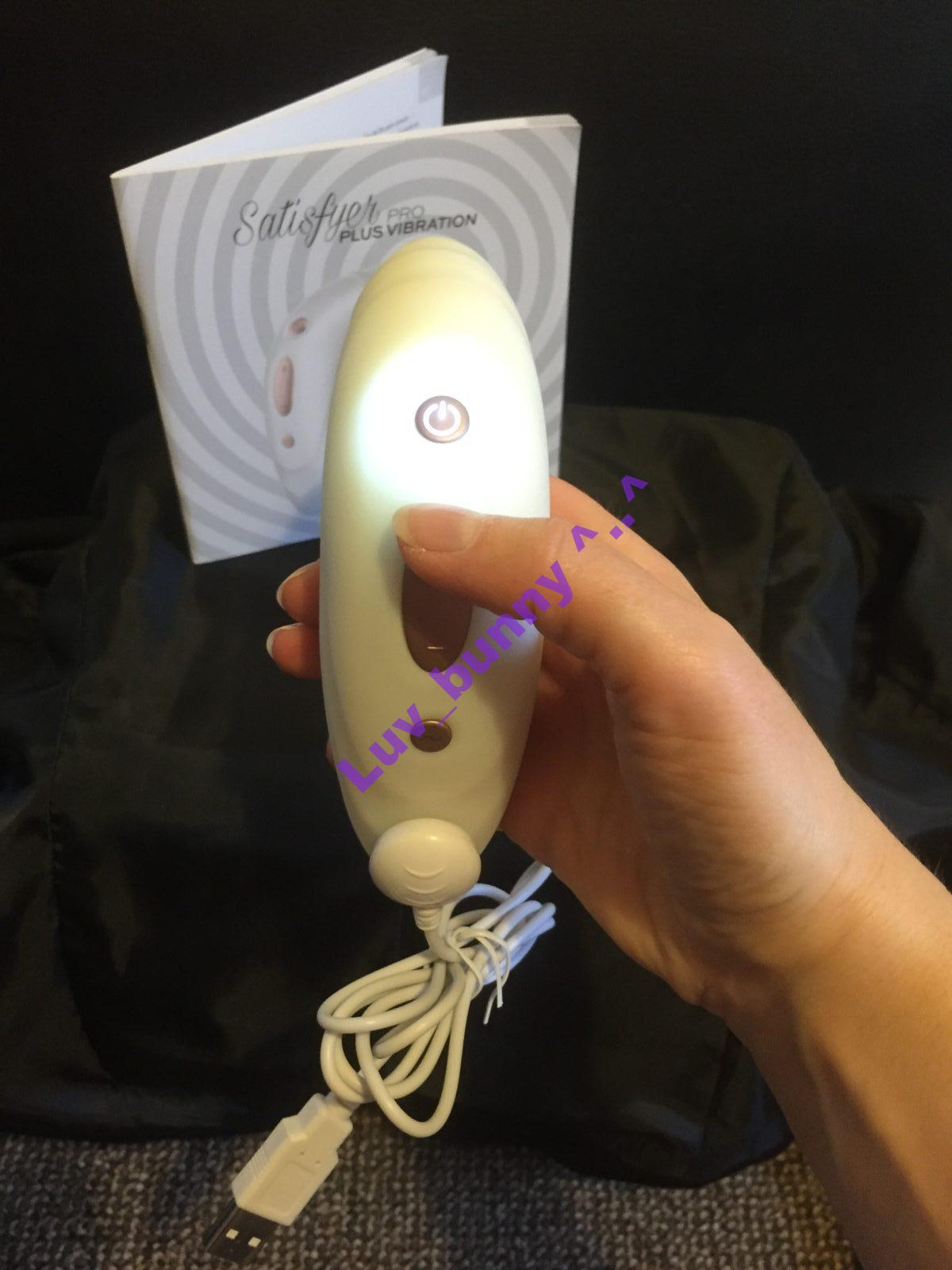 January sucks, so here's a Satisfyer Pro Plus Vibration giveaway to make it all better!