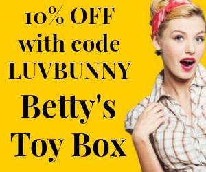 Betty's Toy Box 10% code Luvbunny