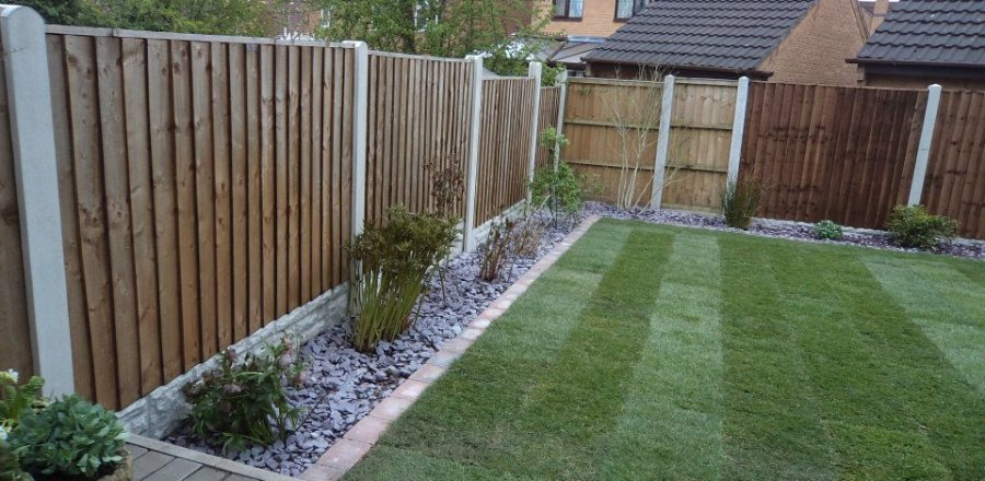 We offer Gardening Services all over Derbyshire