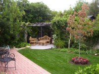 Backyard Landscaping Ideas Santa Barbara | Down to Earth ...