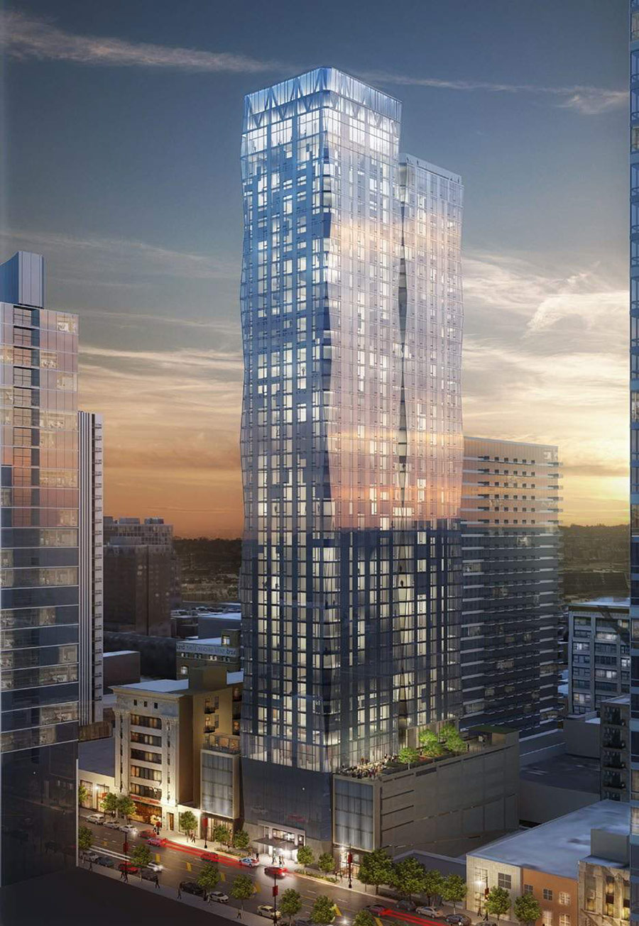The South Loop Welcomes The Paragon New Luxury Apartments