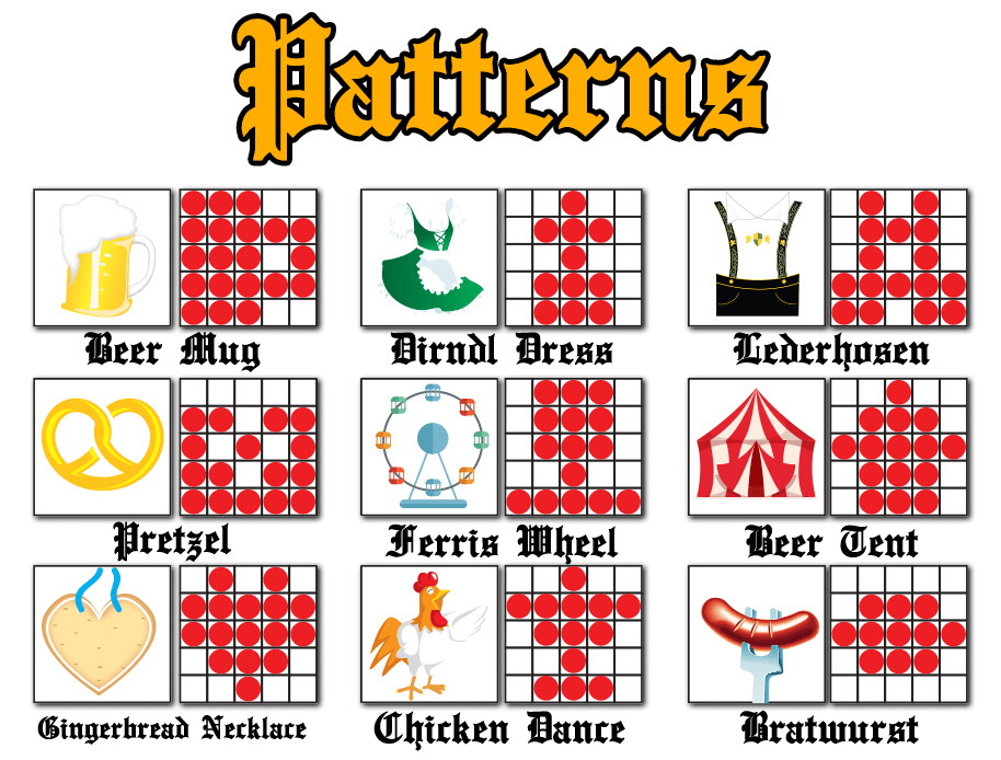 Crazy H Bingo Pattern Pictures To Pin On Pinterest PinsDaddy