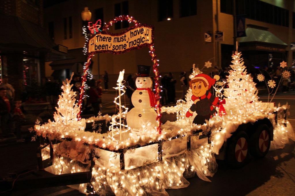 Christmas Lights Colorado Springs