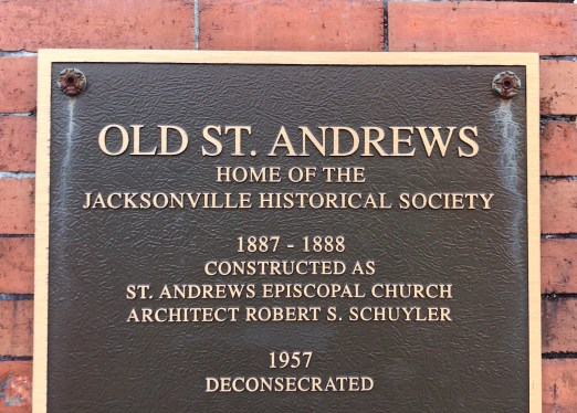 Jacksonville Historical Society At Old St Andrews - 04
