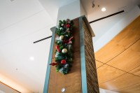 full size of stacked gifts like columns christmas entrance ...