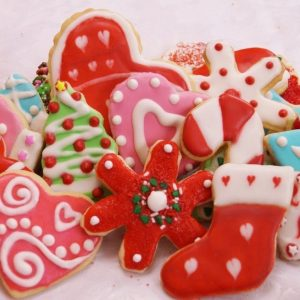 Christmas Sugar Cut Out Cookie Dough