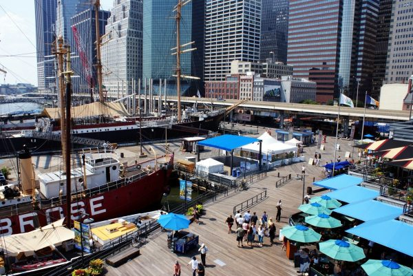 South Street Seaport Museum Announces Expansion Of