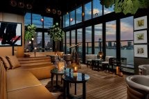 Hugo Hotel Rooftop Bar NYC