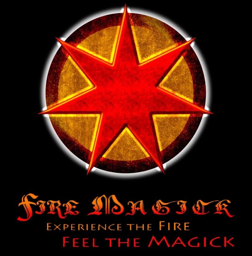 Fire Magick Single Image Logo
