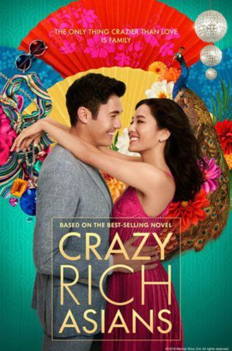 Crazy Rich AsiansAugust 7, 9PM