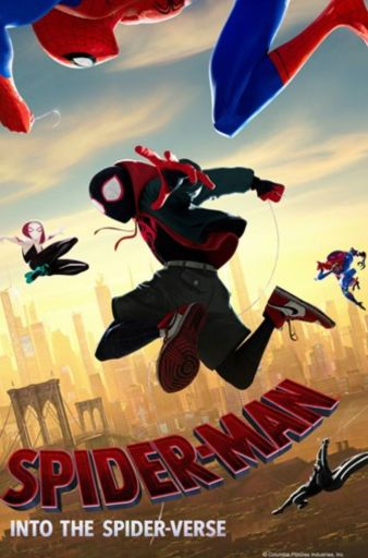Spider-Man: Into the Spider-VerseOct 2, 6:30PM