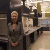 Bioscience High School principal Dr. Deedee Falls