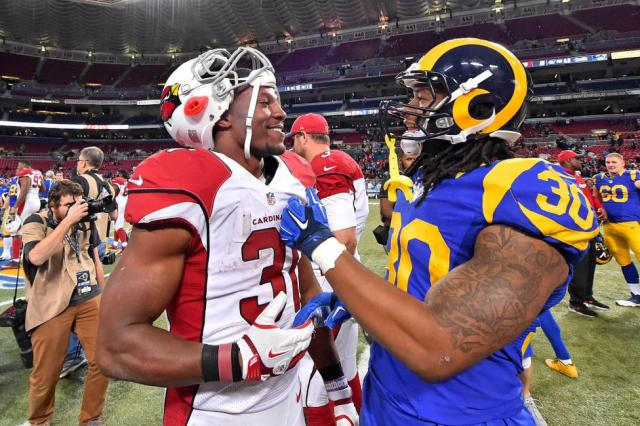 David Johnson is the key to the Cardinals 2018 offense