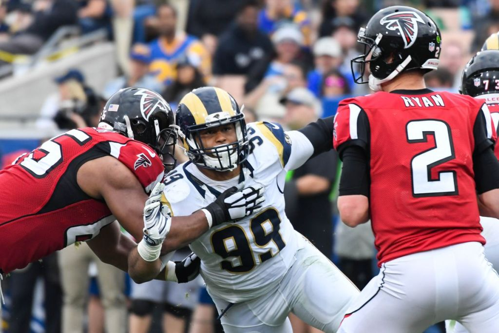 Image result for Falcons vs Rams 2019