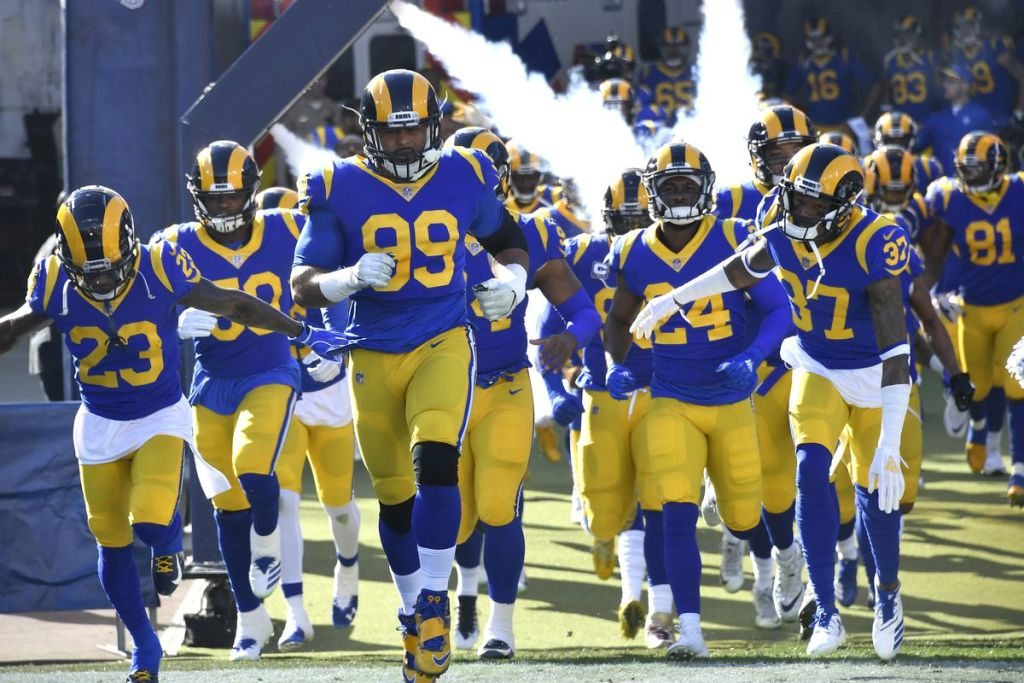 los angeles rams schedule way too early win loss predictions los angeles rams schedule way too