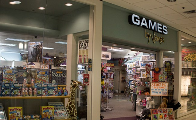 Games By James Downtown Rochester Mn
