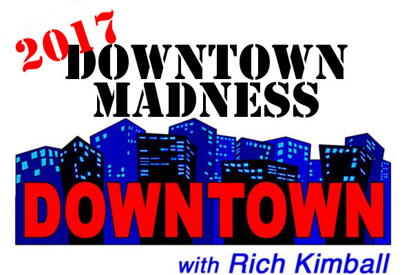 downtown madness 2017